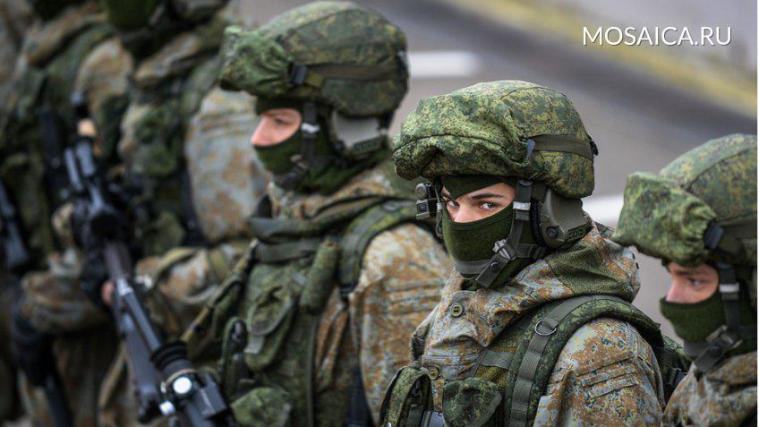 РФ может уменьшить группировку вооруженных сил изСирии