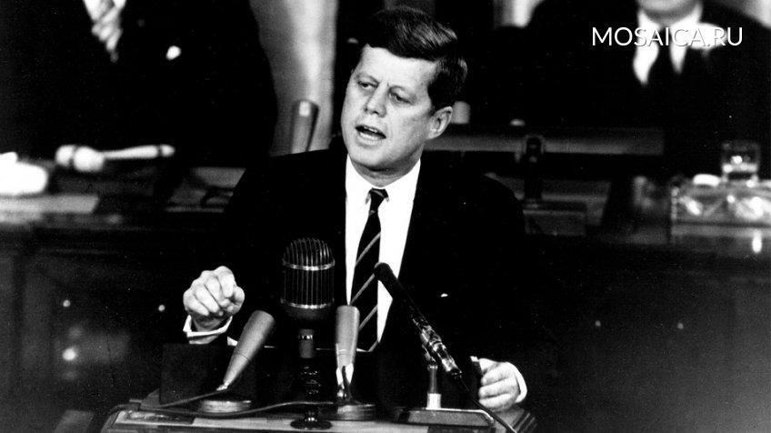 ВСША рассекретили тысячи документов расследования убийства Кеннеди