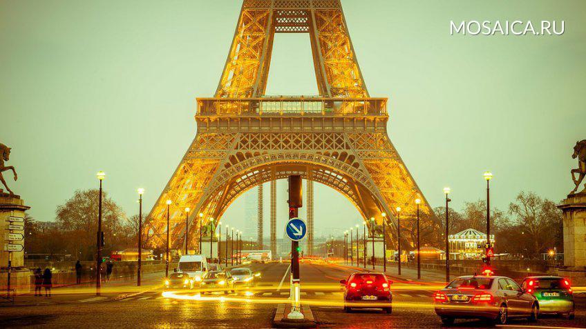 В РФ изменился срок выдачи французской визы