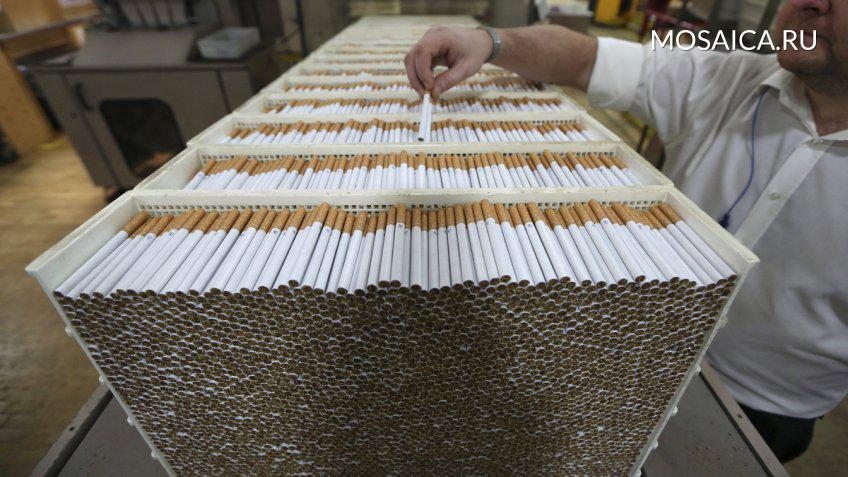 Саратов внесли втройку лидеров подоле незаконных сигарет