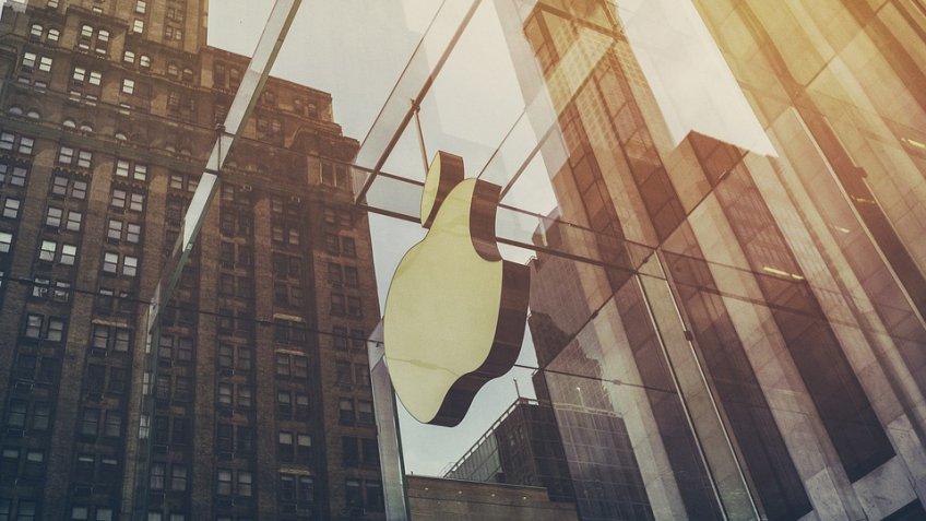 Apple разрабатывают устройство дополнительной реальности