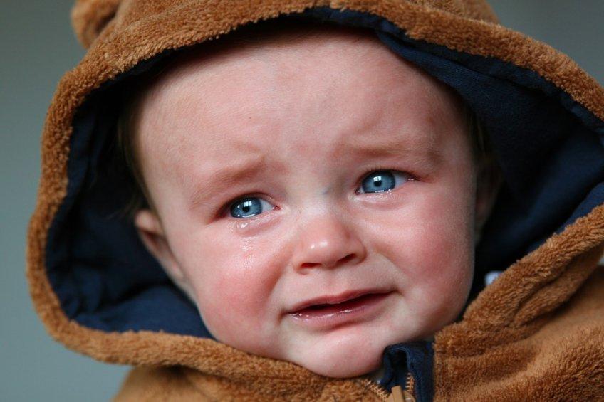 ВПодмосковье кдверям управляющей компании подбросили голого ребенка