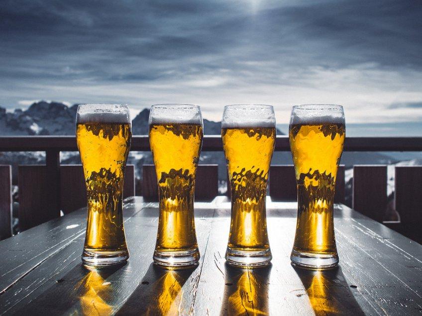 В столице вновогодние праздники будет урезана продажа алкоголя