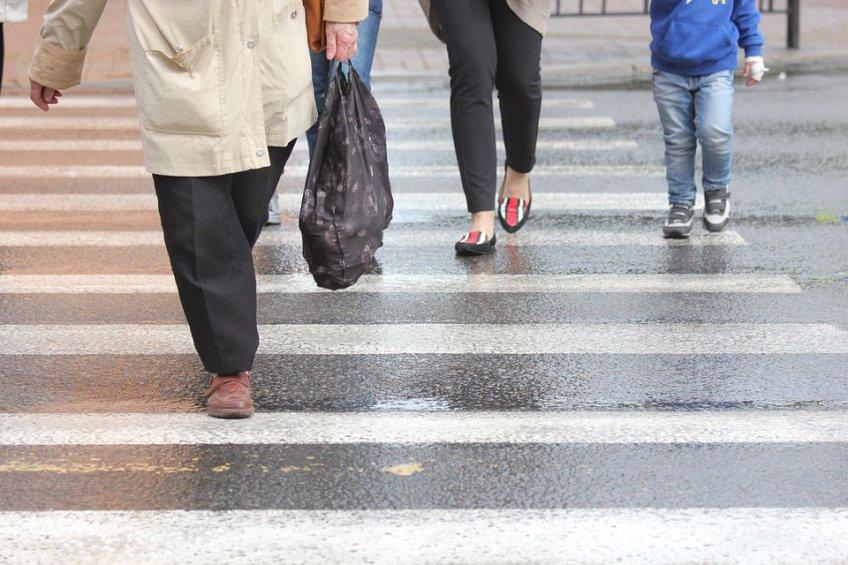 Автомобиль насмерть сбил недисциплинированного пешехода вСерпухове