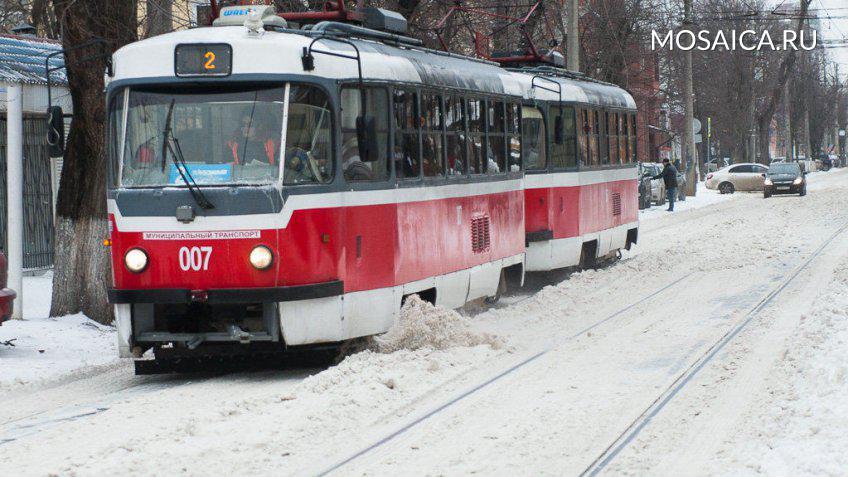 НаРождество ульяновский публичный транспорт будет работать до 2-х ночи