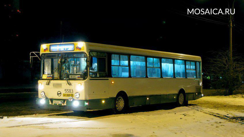 Как будет ходить публичный транспорт вУльяновске вновогодние праздники?