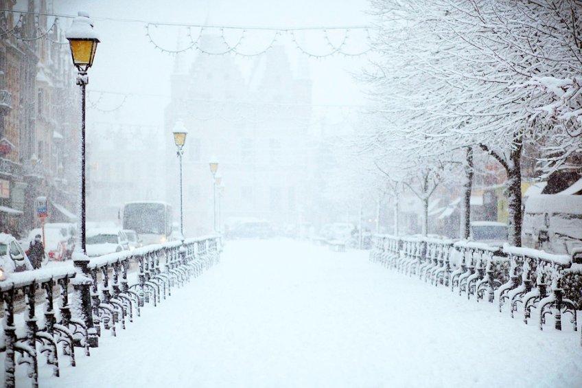 Погода в столицеРФ  на12января нынешнего года : температура воздуха опустится до
