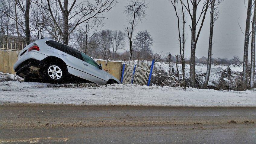 ВВидном шофёр протаранил 12 авто
