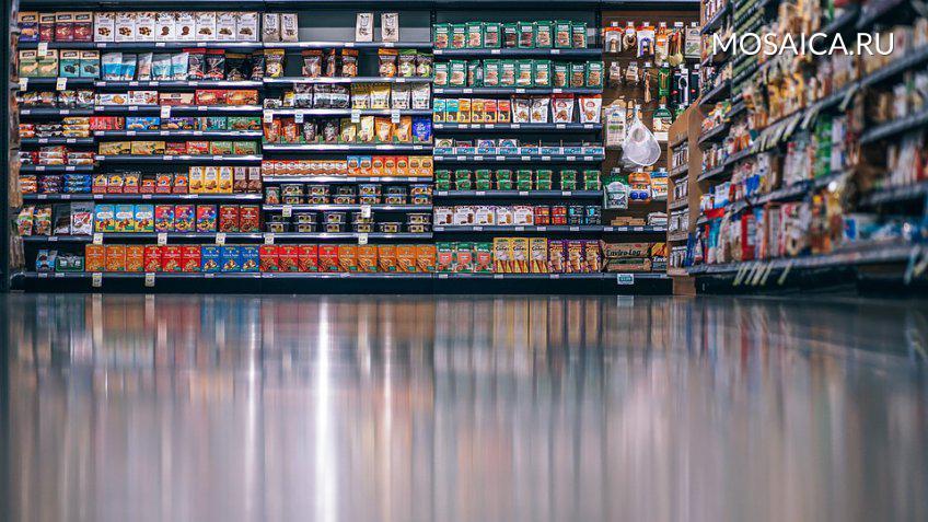 Беларусь  снизила процент экспорта продовольствия в РФ  до91,4%