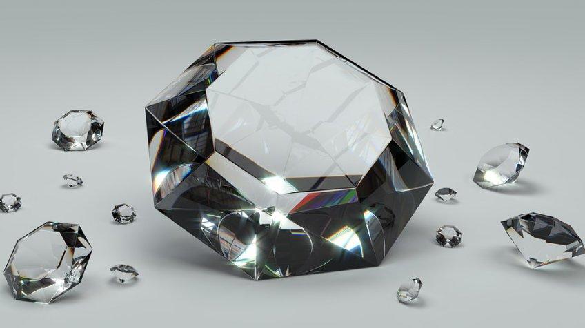 ВЯкутии отыскали два ювелирных алмаза редкой величины