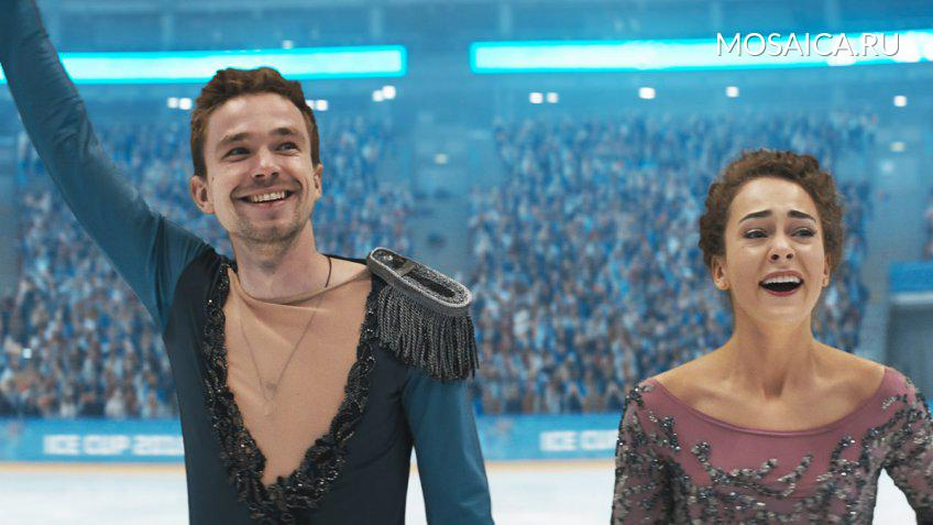 Фильм «Лёд» запервые дни проката собрал неменее 465 млн. руб.