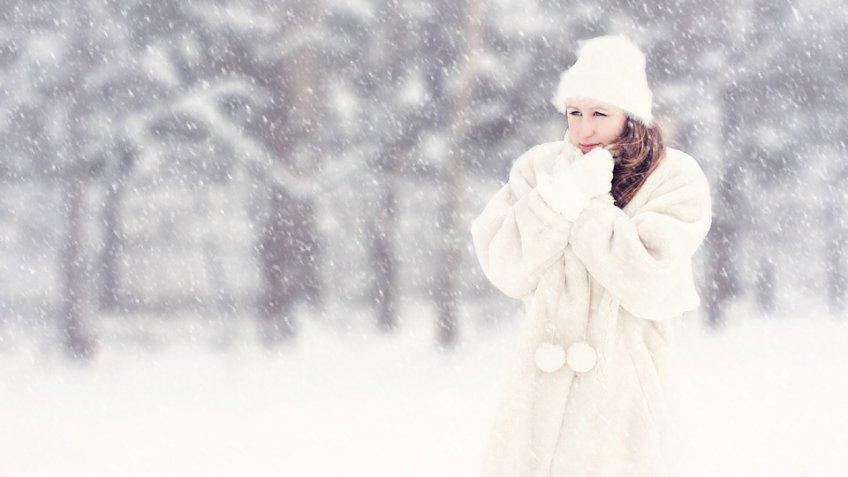 В столицеРФ объявлен оранжевый уровень погодной опасности— Аномальный холод