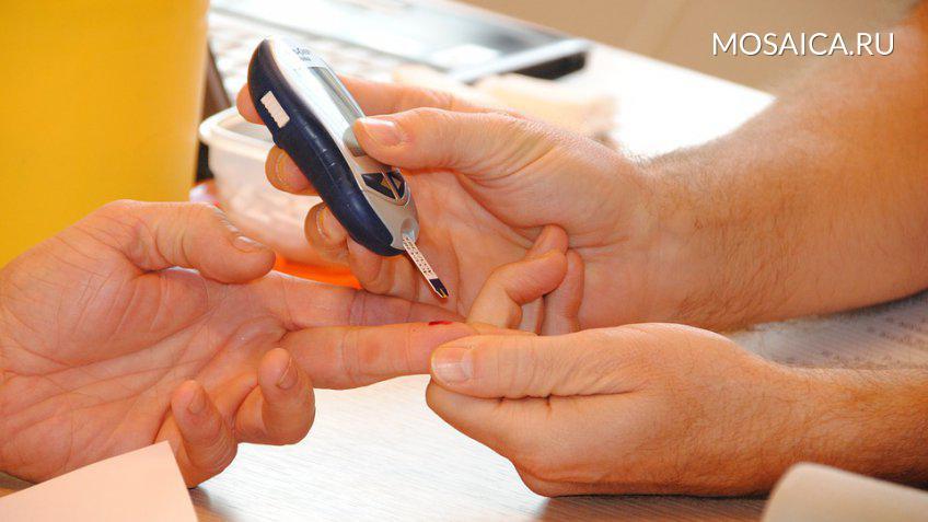 В Российской Федерации растет число больных сахарным диабетом