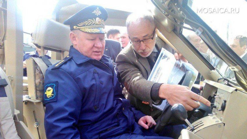 ВУльяновске командующий ВДВ РФ проверяет 31-ю отдельную десантно-штурмовую бригаду
