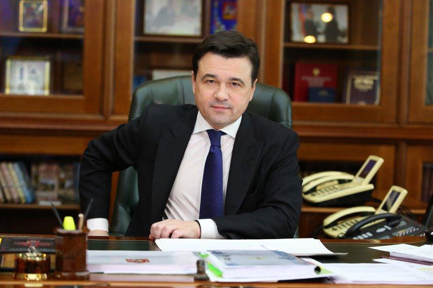 Воробьёв представил новейшую руководителя Роспотребнадзора Московской области