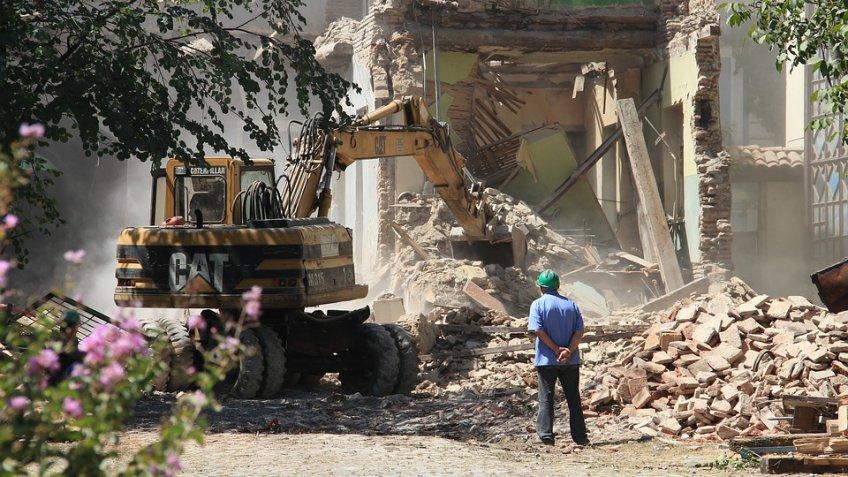 Путин выразил уверенность вуспехе программы реновации в российской столице