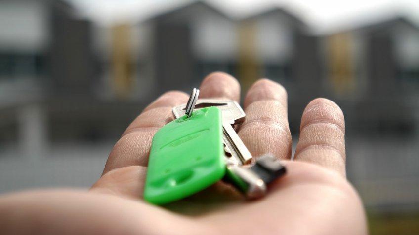 В столице реактивно растет количество ипотечных сделок