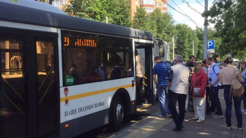 Неменее 120 остановок поменяют вЩелковском районе Подмосковья доконца 2018-ого года
