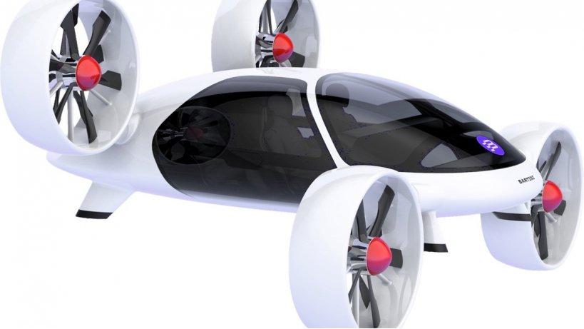 Прототип аэротакси создала компания изПодмосковья