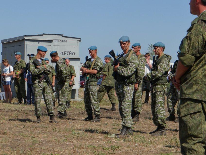 212 молодых глазовчан было отправлено в армию за весеннюю призывную кампанию