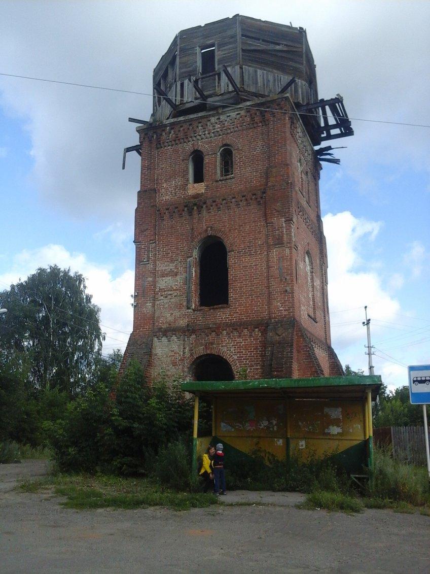 Регистрация водонапорной башни