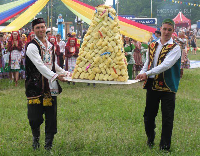 Какие праздники в сентябре в башкирии