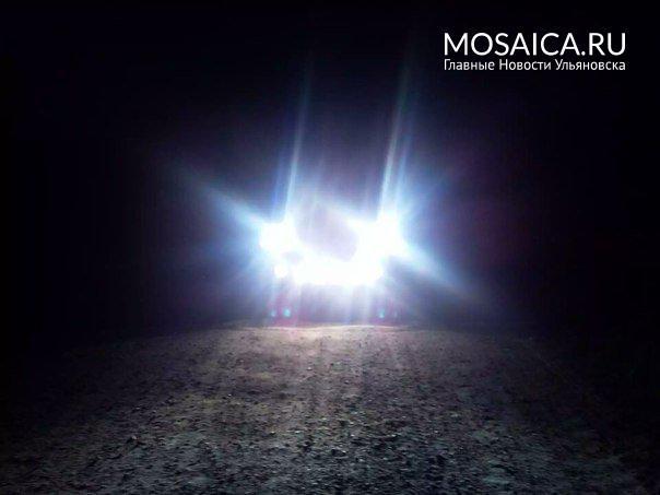 ВМелекесском районе ЗИЛ насмерть сбил пешехода