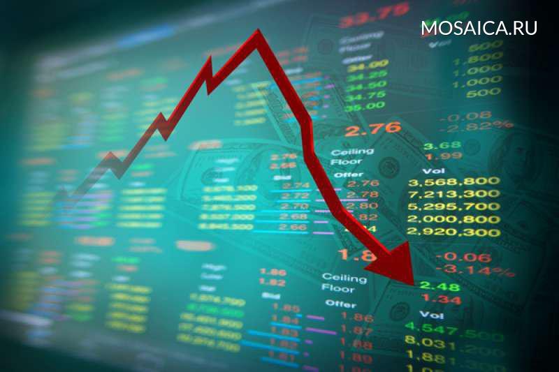 Курс доллара впервый раз загод упал ниже 62 руб.