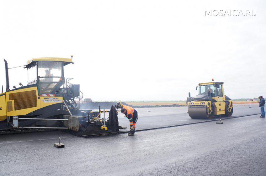 Навзлетной полосе аэропорта Ульяновска найдено мужское тело