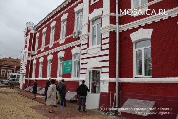 ВУльяновске после капремонта откроется поликлиника №2