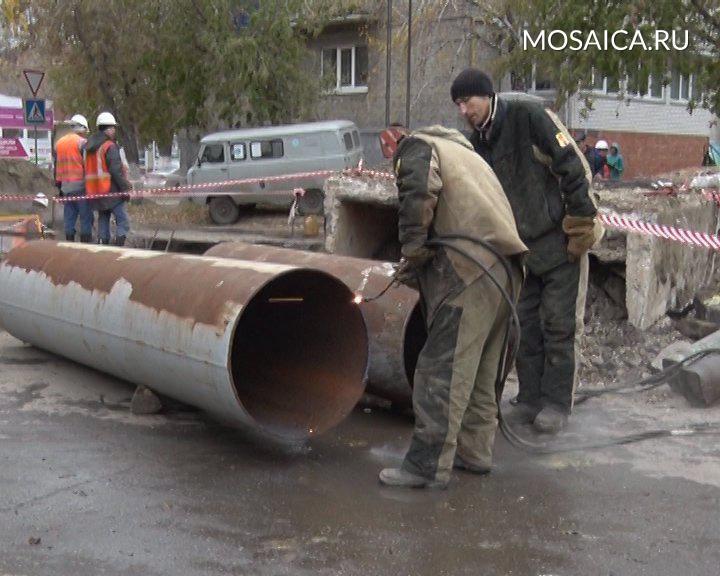 Подача тепла вЛенинском районе восстановлена