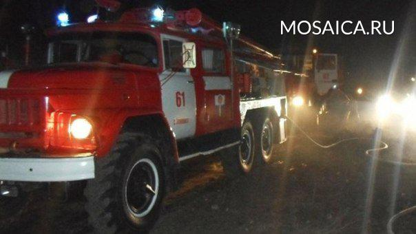 ВУльяновске из-за неисправного газового оборудования загорелась квартира