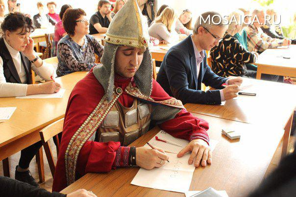 Девочка изУльяновска стала самой молодой участницей «Этнографического диктанта»