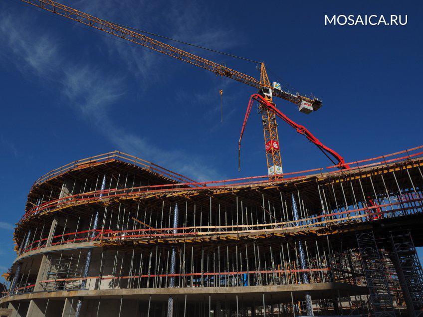 Ввод жилья эконом-класса вПодмосковье за9 месяцев вырос вдвое