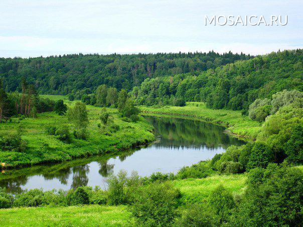 5  новых особо охраняемых природных территорий откроют вГод экологии в Российской Федерации