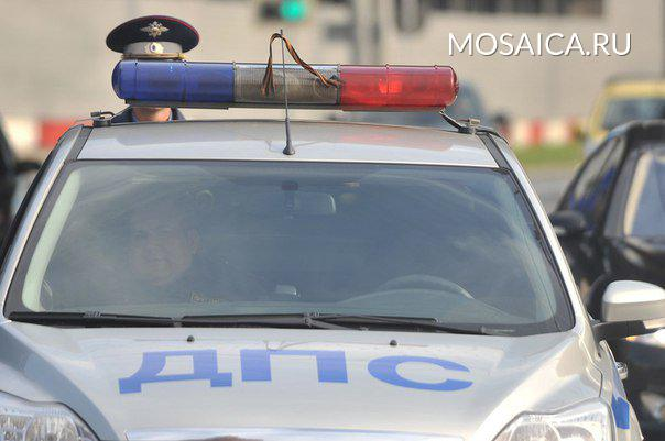 ВЛенинском районе иностранная машина сбила женщину напереходе
