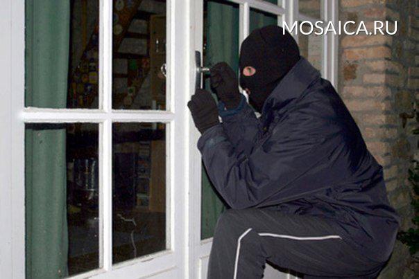 Ульяновец пролез через окно в кабинет ипохитил три ноутбука