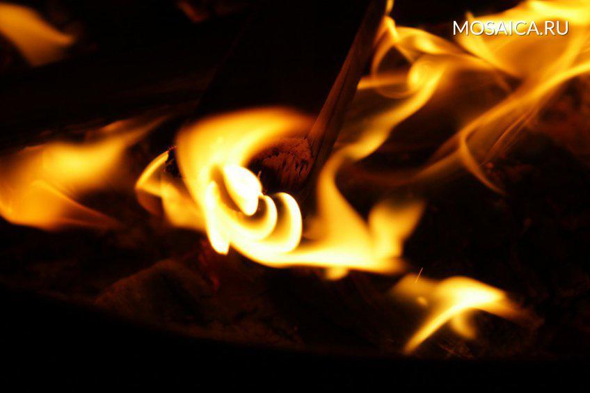 Измести мужчина пытался сжечь квартиру вПодмосковье