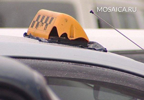 Нетрезвый ульяновец угнал такси ипопал вДТП