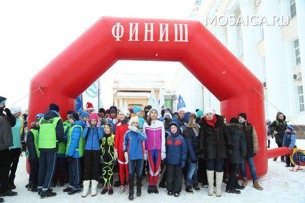 ВУльяновске 150 человек приняли участие вблаготворительном забеге
