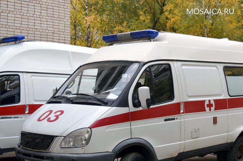 ВМосковской области «ГАЗель» столкнулась сфурой: двое погибли
