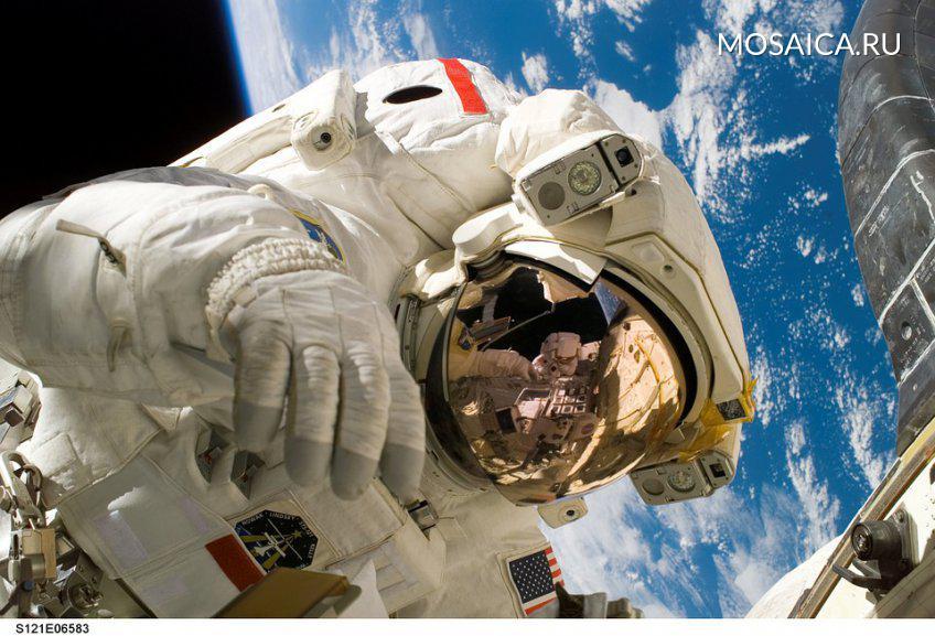 Астронавты NASA проходят тренировочный курс вЦентре подготовки космонавтовРФ