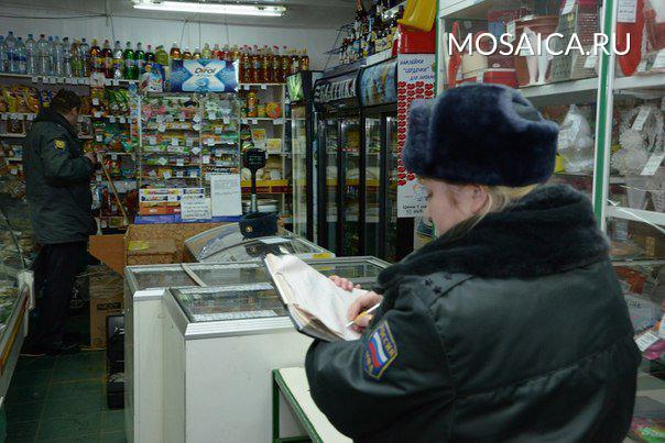 Ульяновский ребенок похитил продукты измагазина наулице Краснопролетарской вЗаволжье