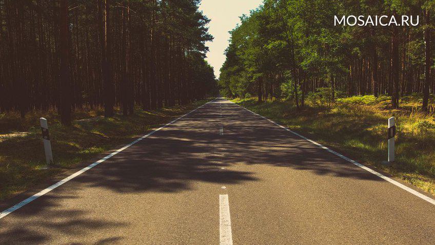 Неменее 280км федеральных трасс починят вМосковской области в этом 2017-ом