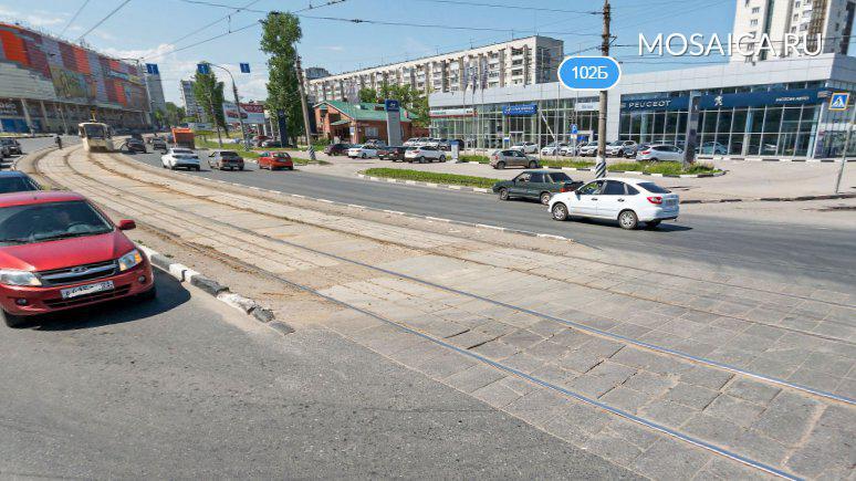 УТЦ «Аквамолл» установят трамвайную остановку ипешеходный переход