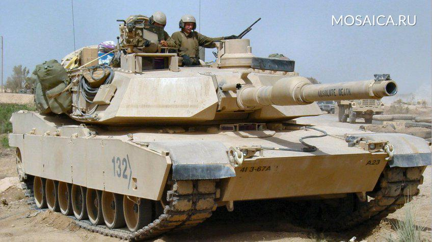 ВЛитву прибыли американские танки