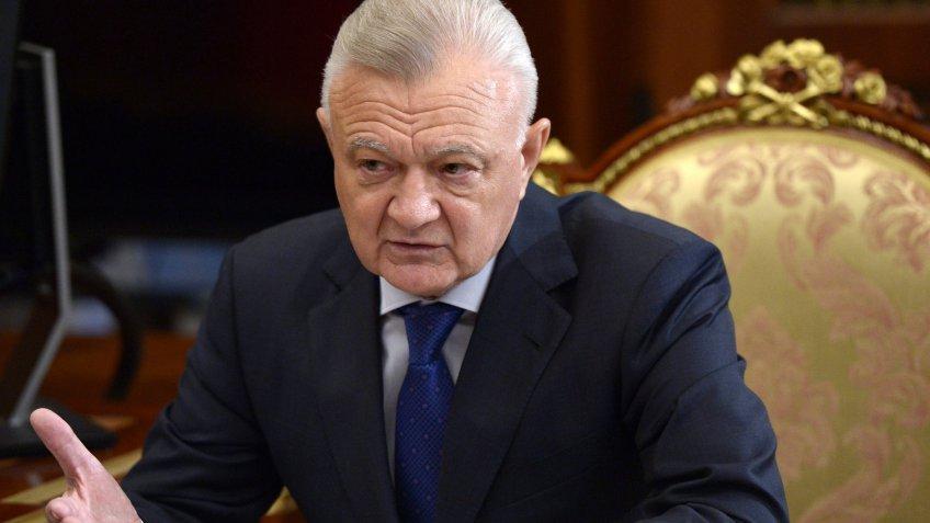 Губернатор Рязанской области Олег Ковалев объявил одосрочной отставке