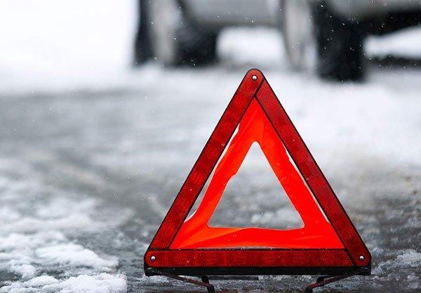 ВДТП вБелом ключе пострадал шофёр