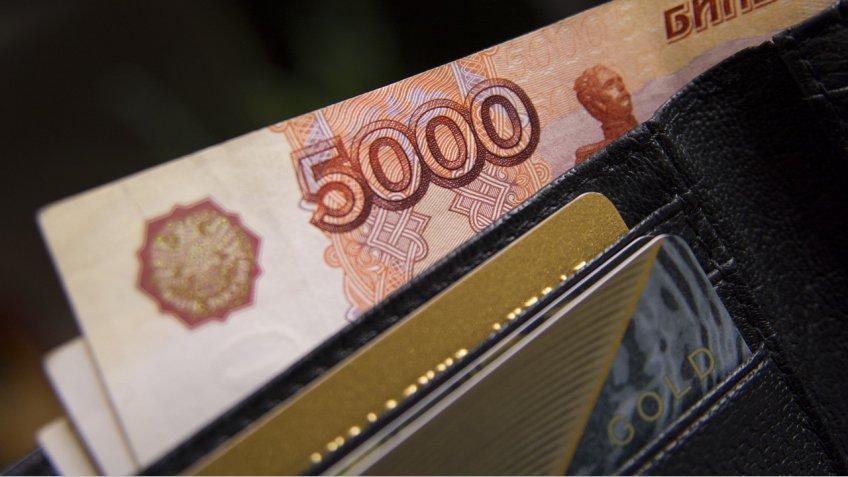 В РФ могут запретить выдавать заработную плату наличными