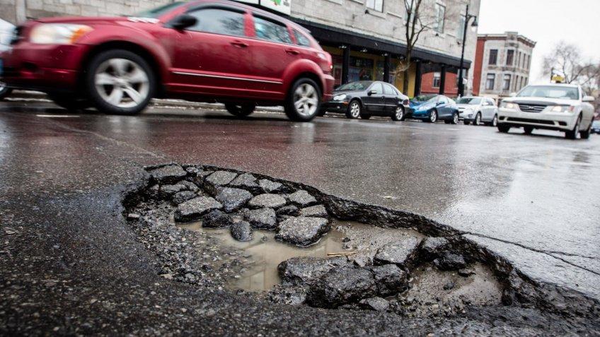 Дума увеличила штрафы занеобеспечение безопасности движения при реконструкции дорог
